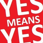 YES MEANS YES!!!