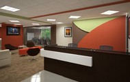 Professional Reception Desk