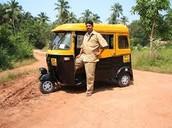 Auto Rickshaws/ Tuk-Tuk