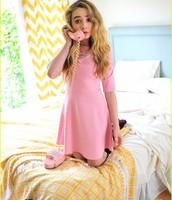 Sabrina is so cute!