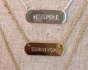 Get Your Engraved Necklace For $34