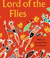 One of the lord of the flies book cover