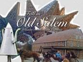 """8th grade Field Trip-""""Old Salem"""""""