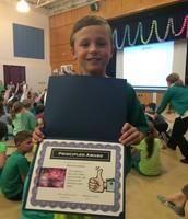 Principled Award