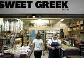 Greek shop in Melbourne