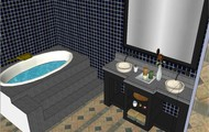 En-suite for bedroom 1