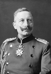 The Young New Kaiser  of Germany