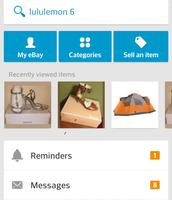 Add eBay application