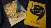 """""""Found Poems"""" in Rhyme Schemer"""