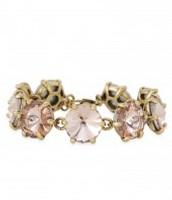 Peach Amelie Sparkle Bracelet $20