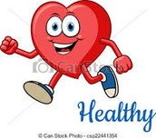 Healthy Hearts in the Media Center Friday March 18th!!