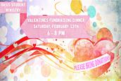 Valentine's Fundraiser Dinner