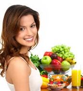 Promotes healthy eating of fruits and veggies.