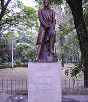 Monumento Alejandro Humboldt