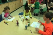 Graphing colors