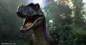 The Sharp Teeth velociraptor.