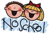 Election Day - No School