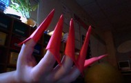 paper claws