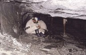 Witwatersrand gold mine