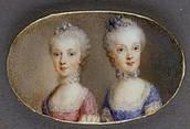 Les freres et souers de Marie Antoinette