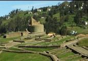 Inca Ruins of Ingapirca