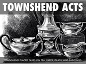 The Townshend Acts of 1767