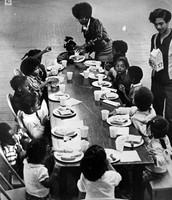 The Black Panthers Breakfast Program