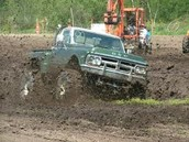 Mud Drag