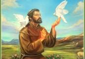 Sa pagkakatatag ng Parokya ni San Francisco  ng Assisi dito sa Macamot, Binangonan, Rizal