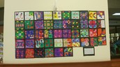 Mrs. Mote and Mrs. S. Allen Quilt