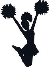 Join gotta cheer cheer club!