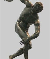 Perseus Throwing a Discus