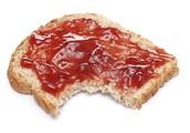 El sandwich de jamon
