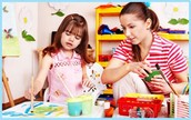 Education the slow beginner in Playgroup