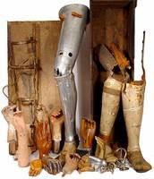 history's prosthetics