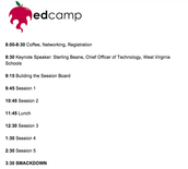 How Does Edcamp Work?