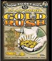 gold rush flyer