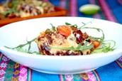 Voorgerecht; Tex-Mex Salade