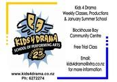 Kids 4 Drama