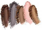 Nauji atspalviai mineralinių šešėlių 25 lt