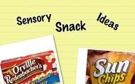 Sensory Snack Ideas