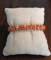 Coral Vintage Twist