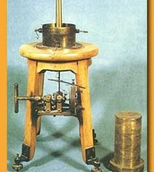 Piezoelectric Quartz Apparatus