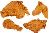 El Pollo frito (2.002) dos mil dos Pesos