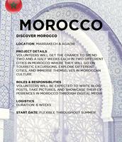 Discover Morocco!
