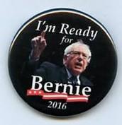 Bernie's uh' Coming