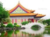 This is, CHIANG KAI-SHEK MEMORIAL HALL.