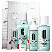 Clinique acne solution