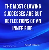 Successes Ignite from Reflections