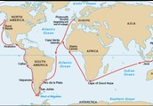 Sir Francis Drake Voyage
